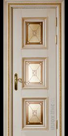 Дверь из массива - арьяна-03-витраж
