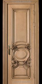 Дверь из массива - бланка