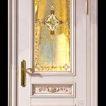 Дверь Классик-04 Витраж