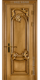 Дверь из массива- модель Изабелла-11