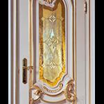 Дверь Изабелла Витраж