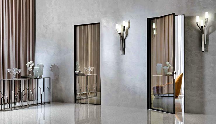 Межкомнатная дверь - модель Longhi