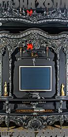 Элитная мебель на заказ - шкаф TV кармен