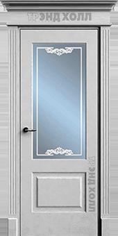 Дверь Прима-2 со стеклом «Рондо»