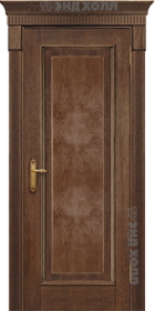 Дверь Арт-1-ПГ-Корень вяза