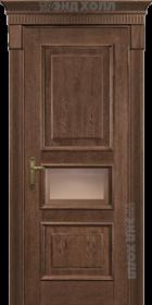 Дверь Арт-3-ПГО-Бронза