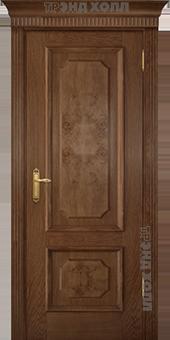 Дверь Арт-декор 2 ПГ Корень вяза