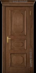 Дверь Арт-декор 3 ПГ Орех