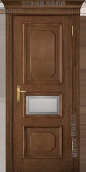 Дверь Арт-декор 3 ПГО Орех