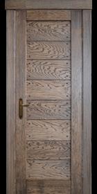 Дверь Скиф ПГ 1 венге кантри