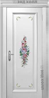 Дверь Арт 1 роспись